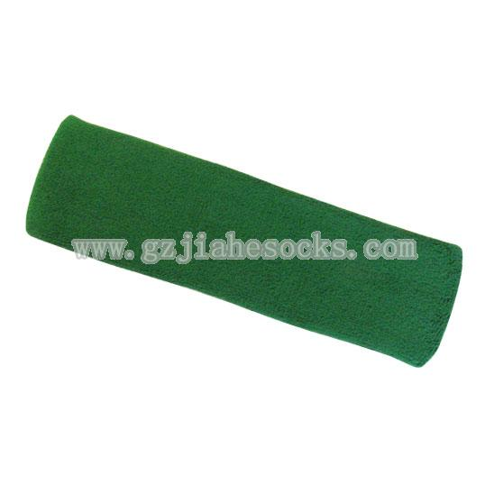 Players sport sweatband