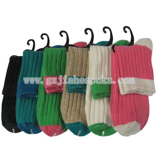 thick warm wool socks women