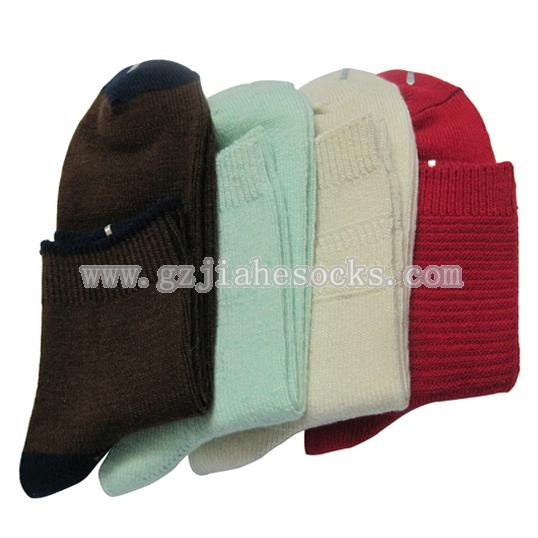Factory sale female wool socks