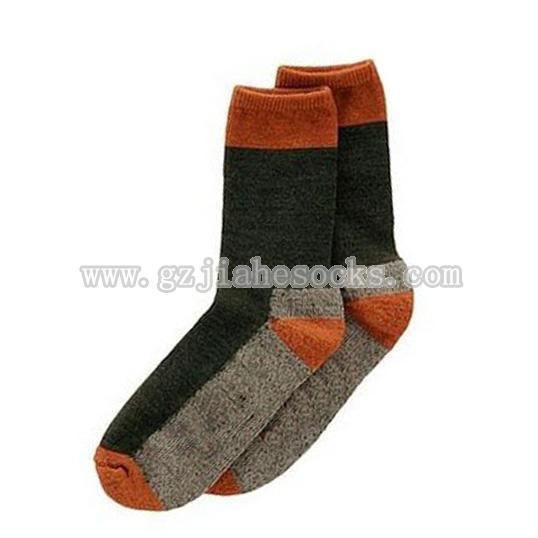 High quality warm children wool socks