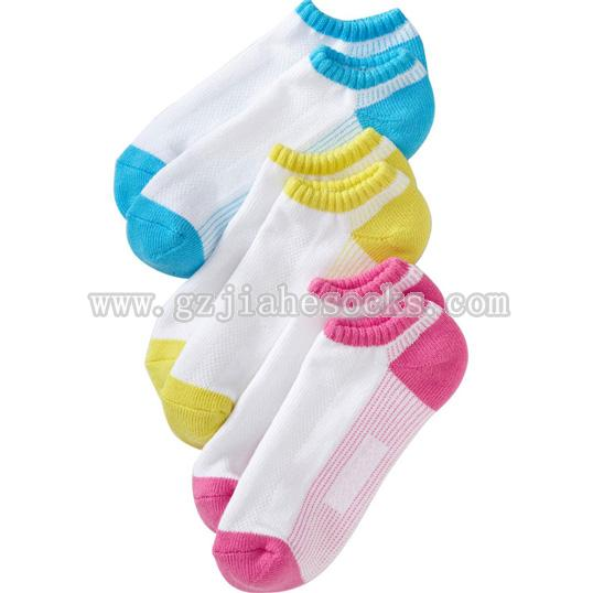 Women ankle sport socks athletic socks