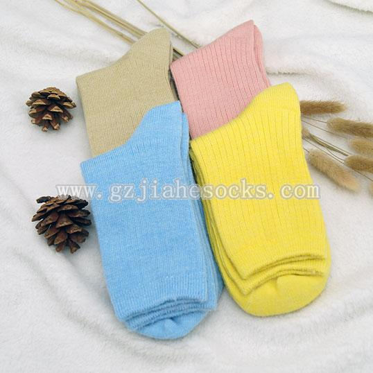 winter ladies wool socks